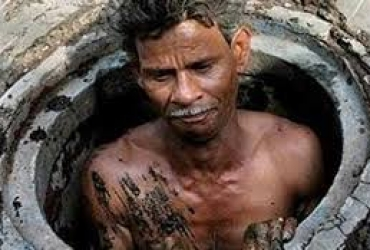 Manual Scavenging Issue
